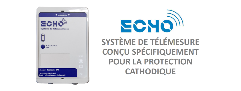 Echo-Systeme de telemesure Protection Cathodique